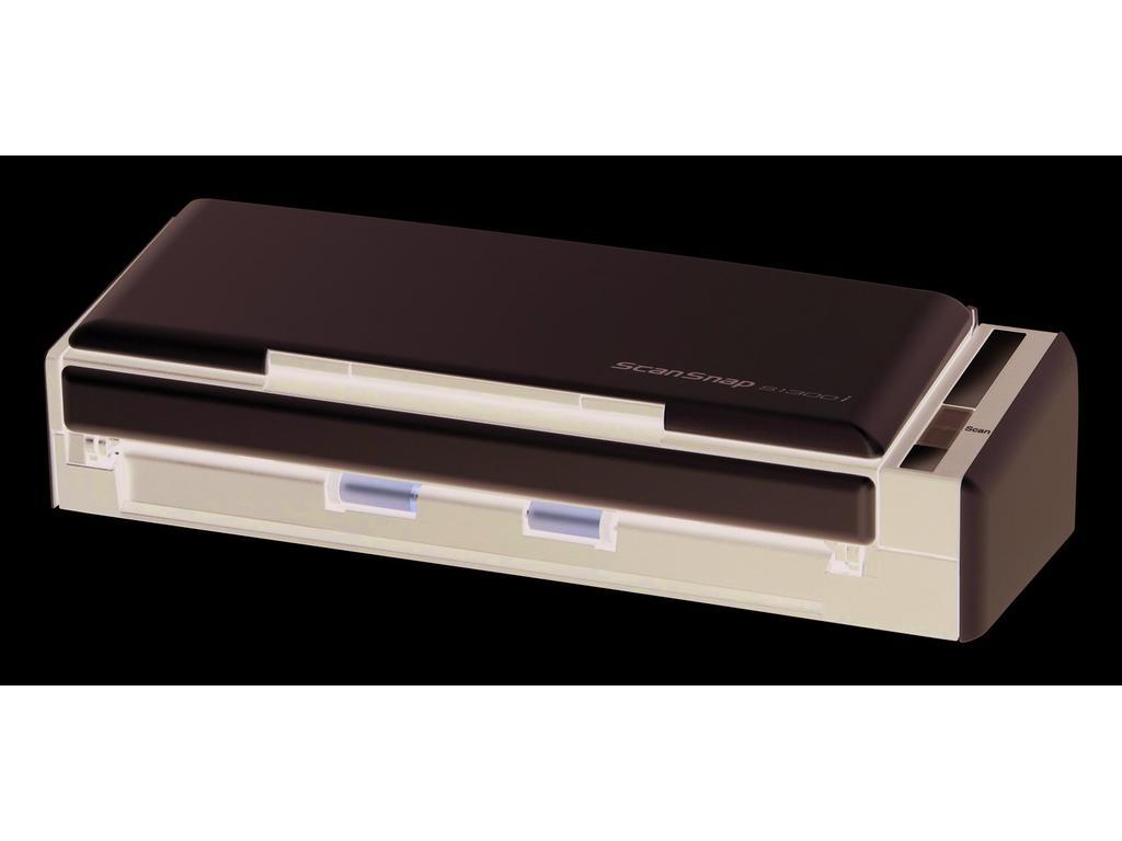 Fujitsu Scansnap S1300i Scanner 12ppm A4 Visitenkarten Adf U