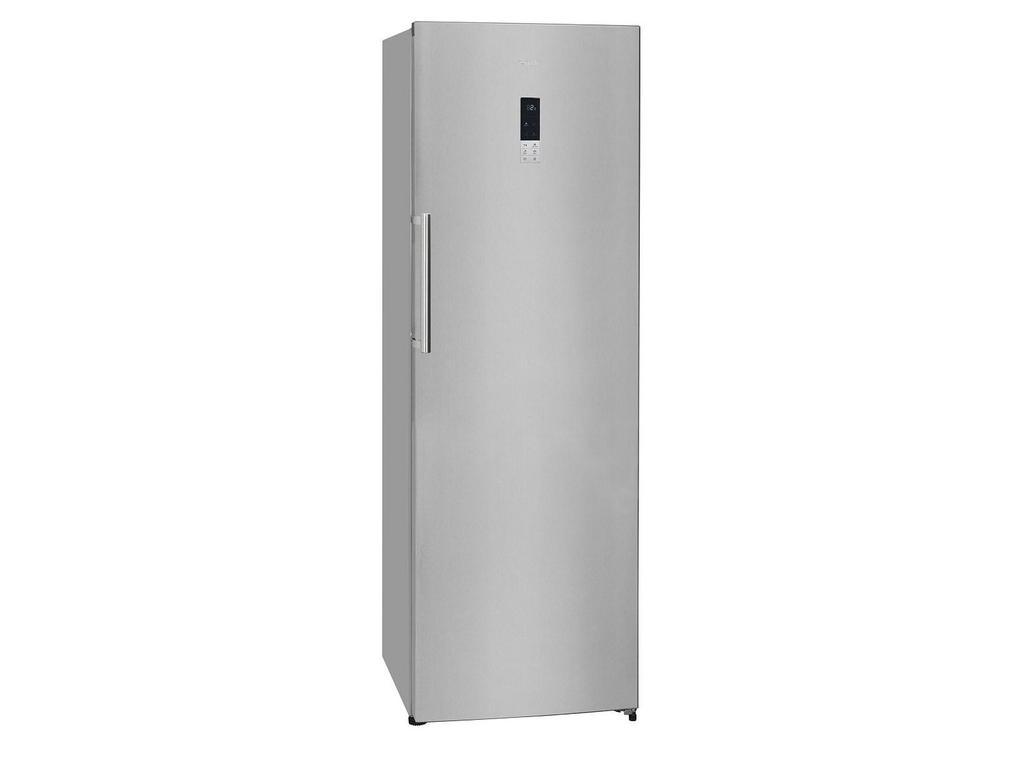 Kühlschrank Vollraum : Exquisit ks 370 1 rve a vollraum kühlschrank inox look