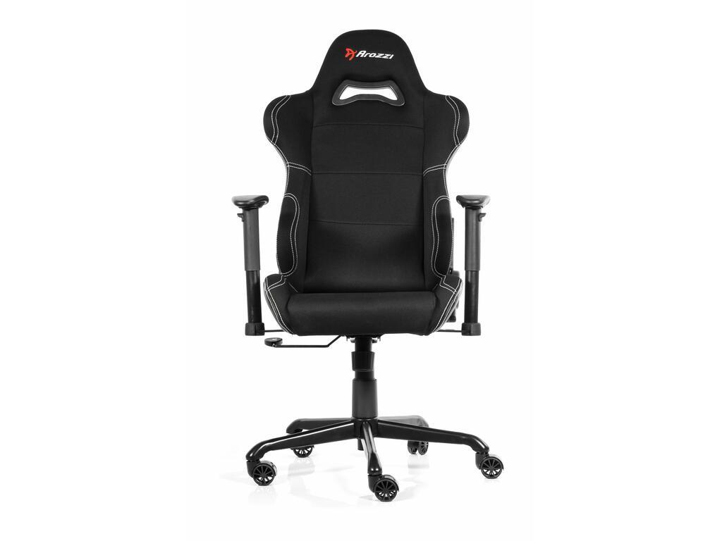Arozzi Gaming Stuhl Torretta Schwarz V2